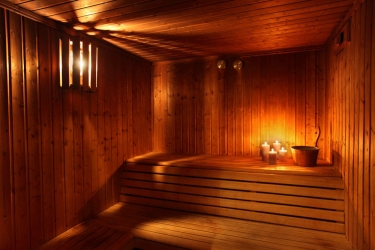 Hotel Mzaar Intercontinental Resort: Sauna MZAAR KFARDEBIAN