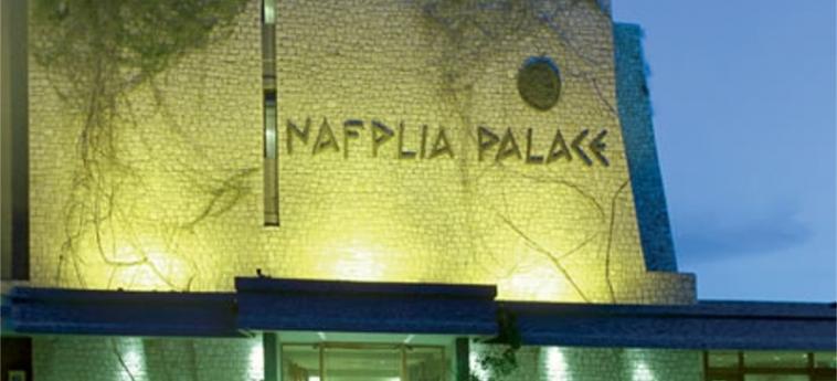 Nafplia Palace Hotel & Villas: Exterieur NAFPLION