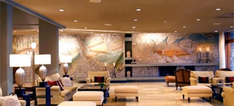Nafplia Palace Hotel & Villas: Hall NAFPLION