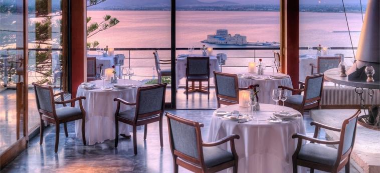 Nafplia Palace Hotel & Villas: Restaurant NAFPLION