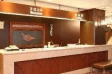 Nozawa Grand Hotel: Hall NAGANO - NAGANO PREFECTURE