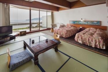 Hirado Senrigahama Onsen Hotel Ranpu: Chanbre NAGASAKI - NAGASAKI PREFECTURE