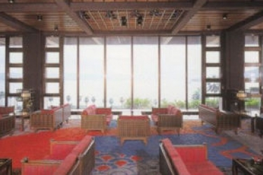 Hirado Senrigahama Onsen Hotel Ranpu: Hall d'entrée NAGASAKI - NAGASAKI PREFECTURE