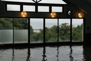 Hirado Senrigahama Onsen Hotel Ranpu: Piscine Couverte NAGASAKI - NAGASAKI PREFECTURE