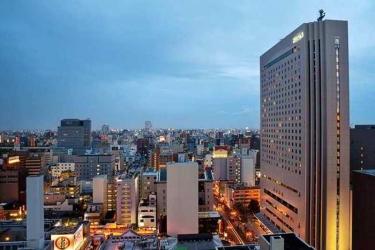 Hotel Hilton: Exterieur NAGOYA - AICHI PREFECTURE