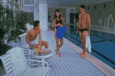 Hotel Hilton: Piscine Découverte NAGOYA - AICHI PREFECTURE