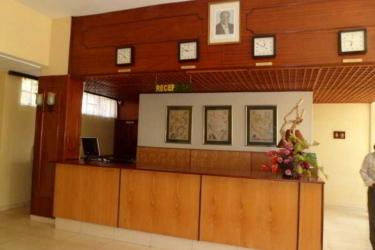 Hotel Kivi Milimani: Lobby NAIROBI