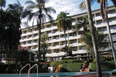 Hotel Kivi Milimani: Exterieur NAIROBI
