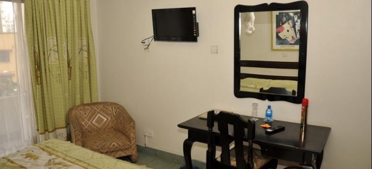 Marble Arch Hotel: Appartement Bizantino NAIROBI