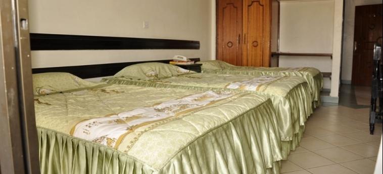 Marble Arch Hotel: Appartement Saraceno NAIROBI