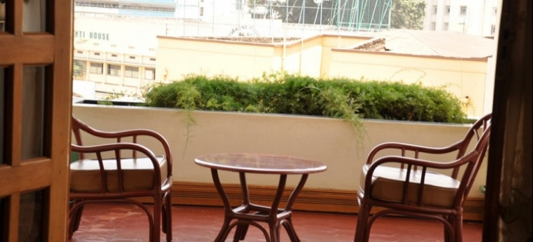 Marble Arch Hotel: Centre du Bien Etre NAIROBI