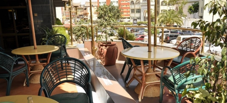 Marble Arch Hotel: Chambre Family NAIROBI