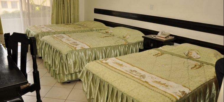 Marble Arch Hotel: Chambre NAIROBI