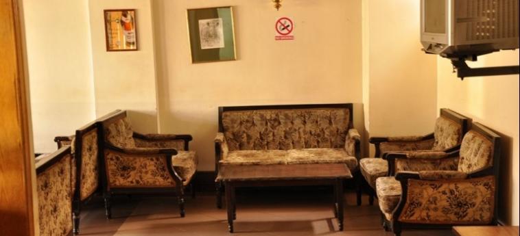 Marble Arch Hotel: Restaurant NAIROBI