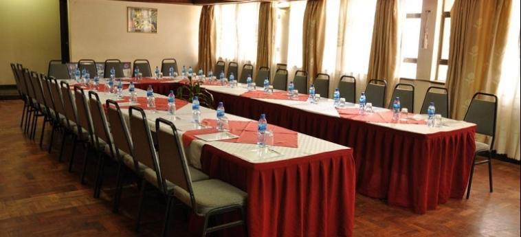 Marble Arch Hotel: Salle de Réunion NAIROBI