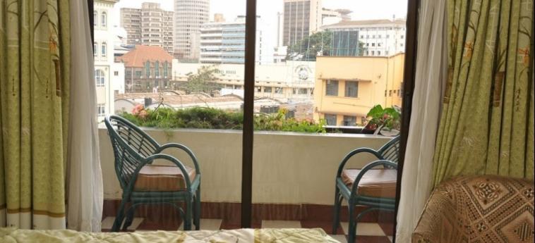 Marble Arch Hotel: Standard Room NAIROBI