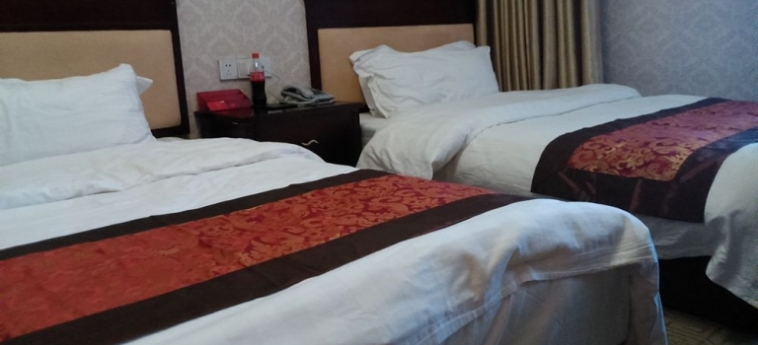 Nanchang Hotel: Detalle de la Villa NAIROBI