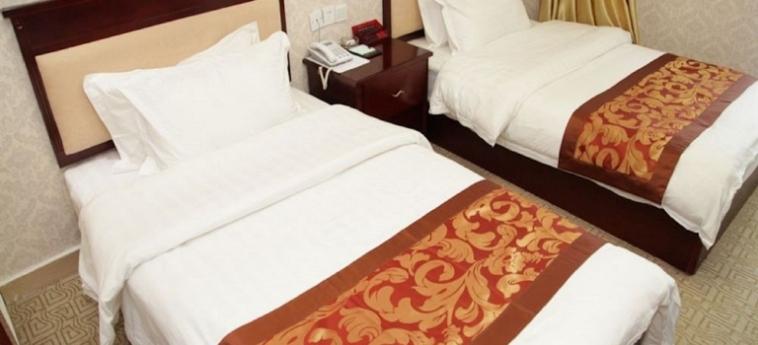 Nanchang Hotel: Escalinata NAIROBI