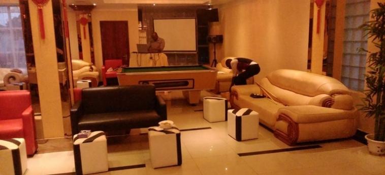 Nanchang Hotel: Jacuzzi NAIROBI