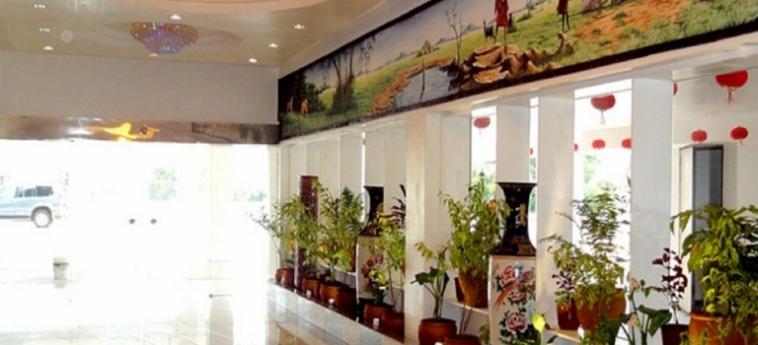 Nanchang Hotel: Lobby NAIROBI