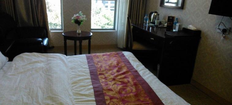 Nanchang Hotel: Parque NAIROBI
