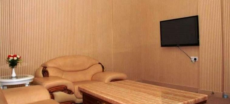 Nanchang Hotel: Piscina Exterior NAIROBI