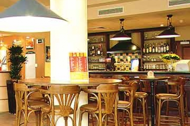 Hotel Ibis Namur Centre: Bar NAMUR