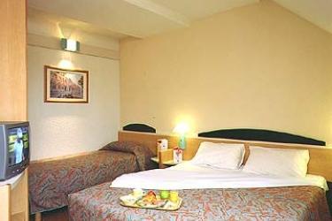 Hotel Ibis Namur Centre: Camera Matrimoniale/Doppia NAMUR