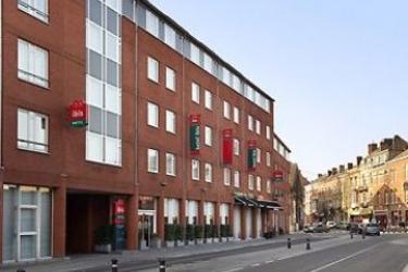 Hotel Ibis Namur Centre: Esterno NAMUR