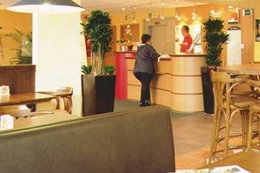 Hotel Ibis Namur Centre: Reception NAMUR