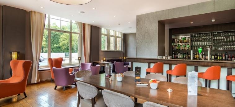 Hotel Chateau De Namur: Caffetteria NAMUR