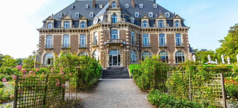 Hotel Chateau De Namur: Esterno NAMUR