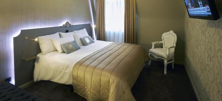 Hotel Chateau De Namur: Chambre NAMUR