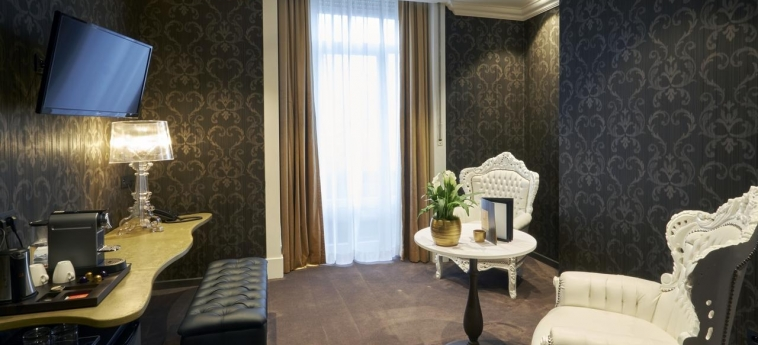 Hotel Chateau De Namur: Salon NAMUR