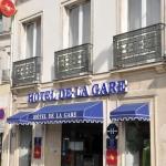 Hotel De La Gare De Nantes Citotel