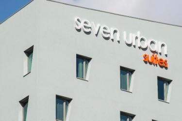 Hotel Seven Urban Suites Nantes Centre: Esterno NANTES