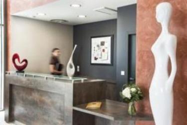 Hotel Seven Urban Suites Nantes Centre: Reception NANTES