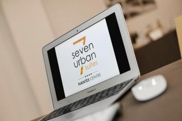 Hotel Seven Urban Suites Nantes Centre: Sala Conferenze NANTES
