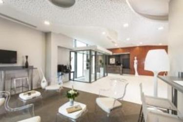 Hotel Seven Urban Suites Nantes Centre: Salotto NANTES