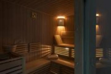 Hotel Seven Urban Suites Nantes Centre: Sauna NANTES