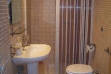 Hotel Sweet Sleep: Bathroom NAPLES