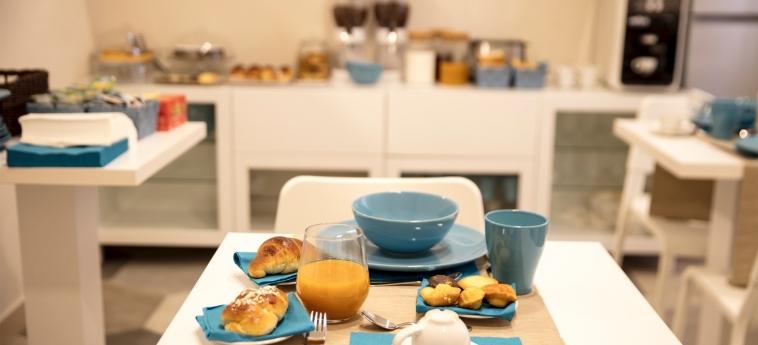 Hotel B&b La Dimora Del Conte: Breakfast Room NAPLES