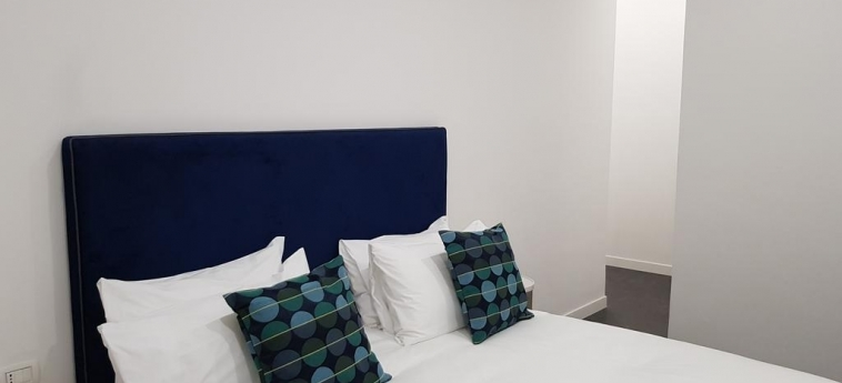 Art Street Hotel: Chambre Double NAPLES