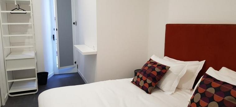 Art Street Hotel: Bedroom NAPLES
