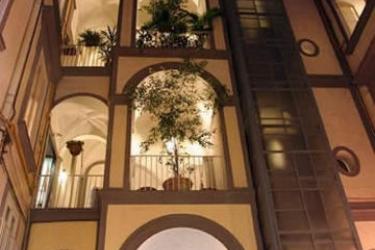 Chiaja Hotel De Charme Antica Casa Lecaldano Sasso La Terza: Extérieur NAPLES