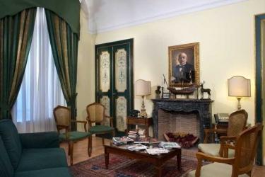 Chiaja Hotel De Charme Antica Casa Lecaldano Sasso La Terza: Lobby NAPLES