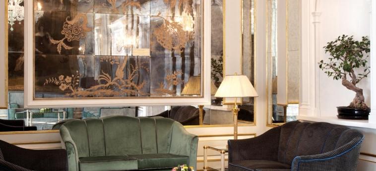 Grand Hotel Santa Lucia: Lounge NAPOLI