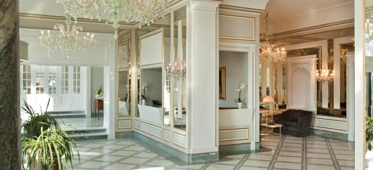 Grand Hotel Santa Lucia: Reception NAPOLI