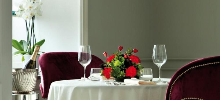 Grand Hotel Santa Lucia: Ristorante NAPOLI