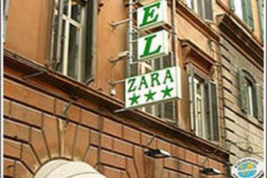 Hotel Zara: Esterno NAPOLI